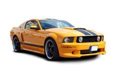 Super Sportwagen Royalty-vrije Stock Afbeelding