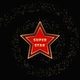 Super star concept Stock Photo