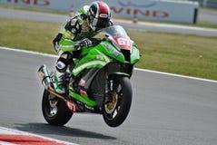 Super-stock Kawasaki Monza 1 Photo stock