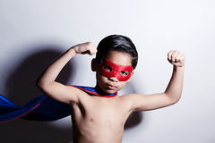 Super Strength Royalty Free Stock Image