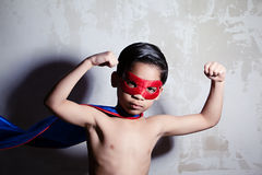 Super Strength Stock Photo
