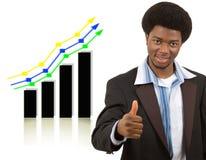 Super Succes! Stock Foto