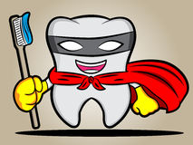 Super tooth Stock Images