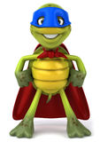 Super turtle Royalty Free Stock Images