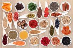 Super Voedsel stock foto's