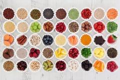 Super Voedsel stock foto