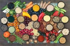 Super Voedsel voor Lever Detox stock fotografie