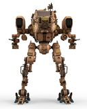 Super war machine. The super war machine. This cyber machine will put some fun in yours creations Royalty Free Stock Photo