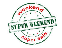 Super weekend Stock Photo
