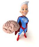 Super woman Stock Image