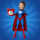 Super woman Stock Images