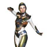 Super woman Royalty Free Stock Photos