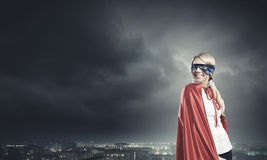 Super woman Royalty Free Stock Photo