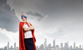 Super woman Stock Photos