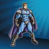 Super4 A royalty free illustration