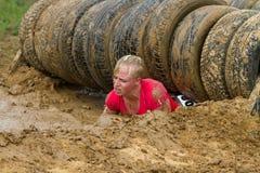 Superar obstáculos Fotos de archivo