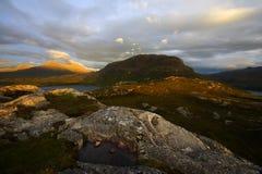 Superb Highlands Stock Image