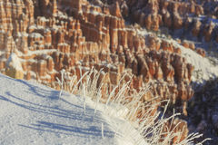 Superb view of Inspiration Point of Bryce Canyon National Park Royalty Free Stock Image