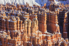 Superb view of Inspiration Point of Bryce Canyon National Park Stock Photo
