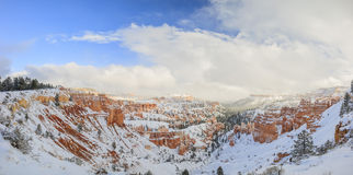 Superb view of Sunset Point of Bryce Canyon National Park Stock Photos