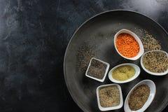 superbe-nourriture Images libres de droits