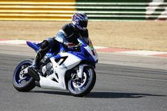 superbike Fotografia Royalty Free