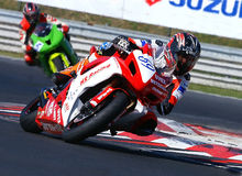 Superbike Immagine Stock