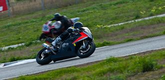 Superbike Royalty Free Stock Image