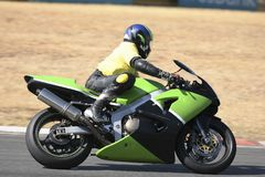 Superbike #52 Stock Photo