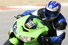 Superbike #55 Stock Photography