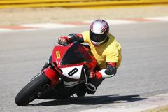 Superbike #58 Stock Photography
