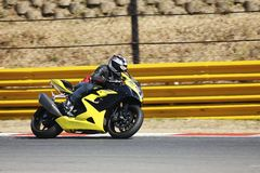 superbike 64 Royaltyfria Bilder