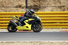Superbike #65 Royalty Free Stock Images