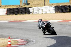 Superbike #86. High speed Superbike on the circuit. Kyalami, South Africa. Movement on elements of the image. Trackday (all Logos and Trademarks removed stock photos