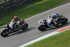 Superbike adrenaline Royalty Free Stock Image