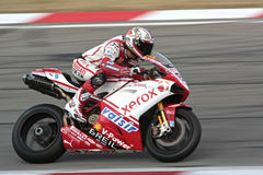 Superbike Ducati No.84 Stock Photography