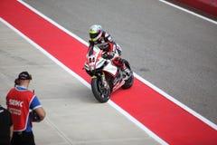 Superbike 2013 Imola Michel Fabrizio Royalty Free Stock Photo