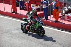 Superbike 2013 Imola Royalty Free Stock Image