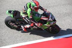 Superbike 2013 Imola Tom Sykes Stock Photos
