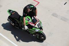 Superbike 2013 Imola Tom Sykes Motorbike Stock Photo
