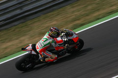 Superbike maximum de biaggi Image stock