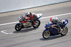Superbike Race Stock Photos