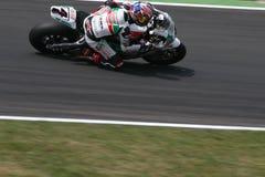 superbike rea jonathan Стоковые Изображения RF