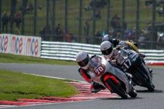 Superbike-Rennen 005 Lizenzfreie Stockbilder