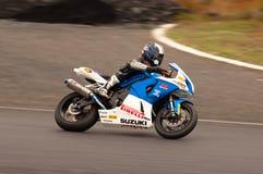 Superbike Suzuki GSXR1100 Stock Images