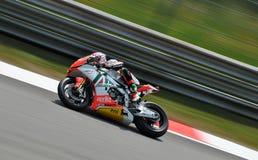 Superbike Team Aprilia Alitalia Racing Leon Camier Stock Image