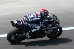 Superbike yamaha Stock Image