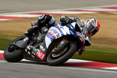 Superbike Yamaha No.66 Fotografia Stock