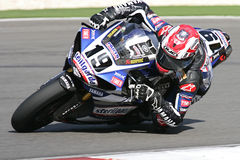Superbikes 2009 Stockbilder