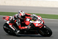 Superbikes 2009 Photo stock